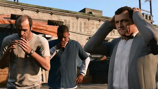 Grand Theft Auto 5 apresenta defeito em modelos antigos do Xbox 360 (Foto: gamedynamo.com)