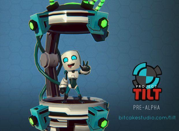 Tilt é um jogo de tiro de plataforma que mistura elementos de Quake e, pasmém, Mario Kart (Foto: Divulgação)