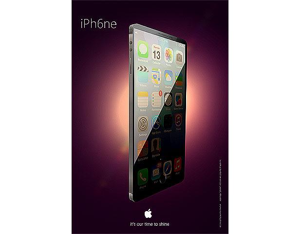 Apple estaria testando telas de até 6 polegadas para o próximo iPhone (Foto: Reprodução/IntoMobile)