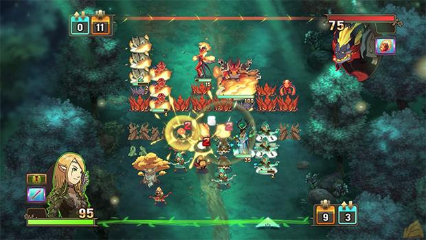 Might and Magic: Clash of Heroes estará disponível a partir de outubro (Foto: Reprodução)