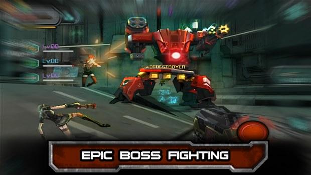 Game de tiro gratuito para Android com modo vs e cooperativo (Foto: Divulgação)