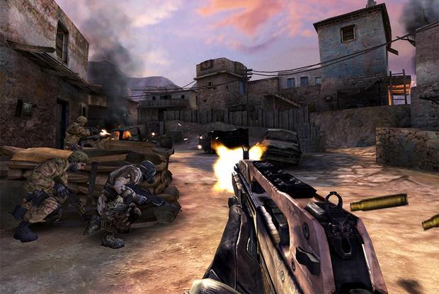 Tiroteio em Call of Duty: Strike Team não empolga (Foto: Divulgação)