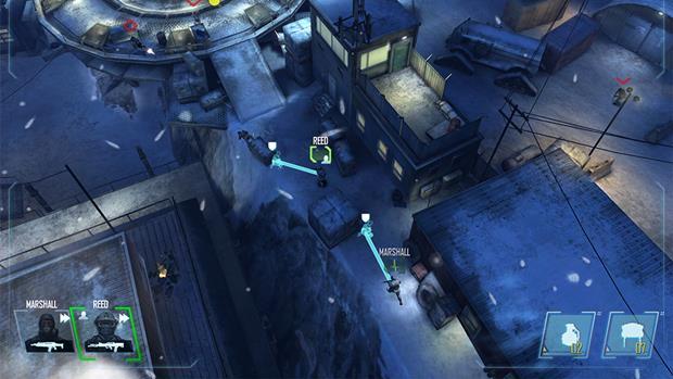 Jogo permite alternar entre visão aérea e em primeira pessoa (Foto: Divulgação)