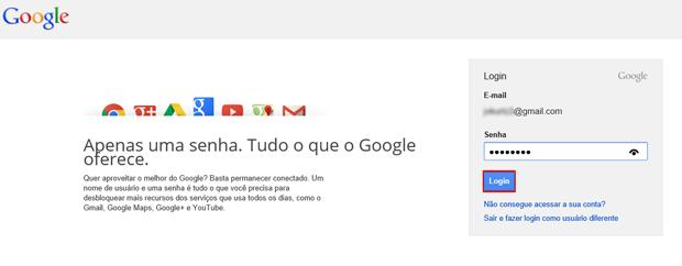 Como excluir uma conta do Gmail (foto: Reprodução/João Kurtz)