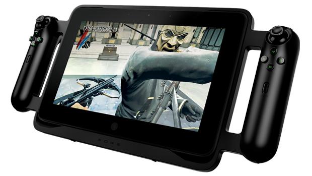 Razer Edge poderá ser testado por jogadores na Brasil Game Show 2013 (Foto: Divulgação)
