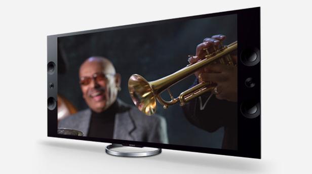 Sony X905 pesa 53 kg e traz som de alta qualidade (Foto: Divulgação)