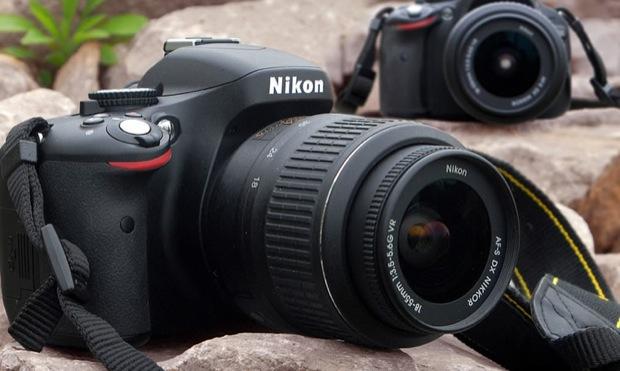 Nikon D5100 16,2 MP (Foto: Divulgação)