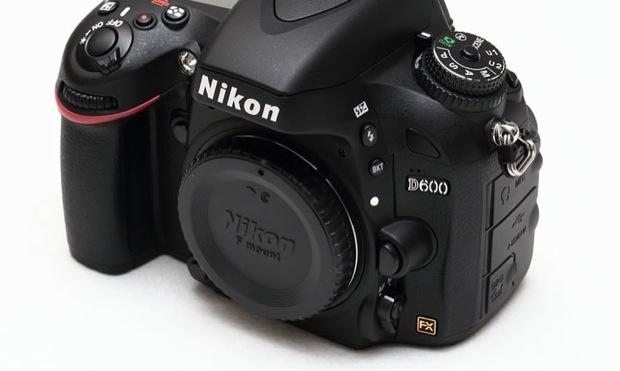 Nikon D600 (Foto: Divulgação)