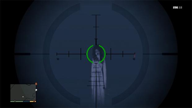 O fantasma de Jolene Cranley é mais um dos mistérios de GTA 5 (Foto: Reprodução)