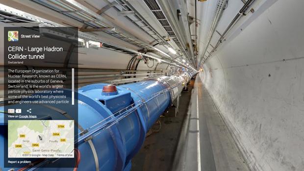 Grande Colisor de Hádrons é o maior experimento científico ja criado pelo ser humano (Foto: Divulgação)