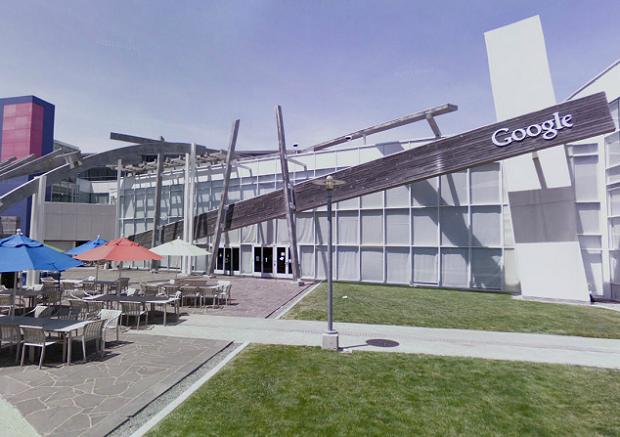 Sede do Google é em Mountain View, na Califórnia (Foto: Divulgação)