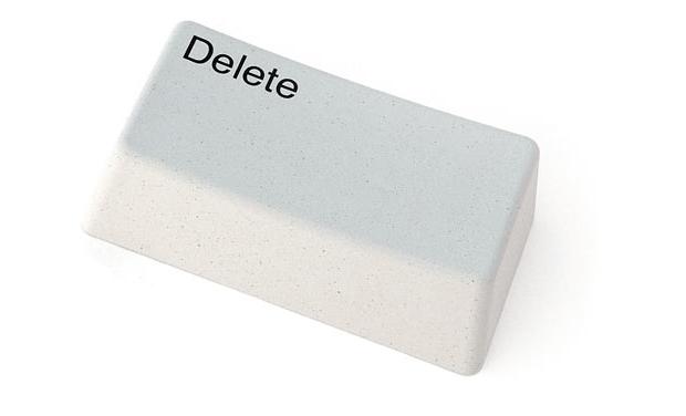 """Chamada """"botão borracha"""", lei quer facilitar a remoção de dados da Internet por menores (foto: Divulgação)"""