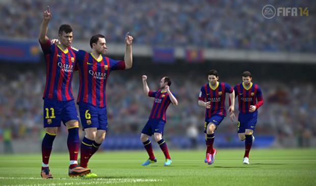 Faça como Neymar e celebre os gols (Foto: Divulgação)