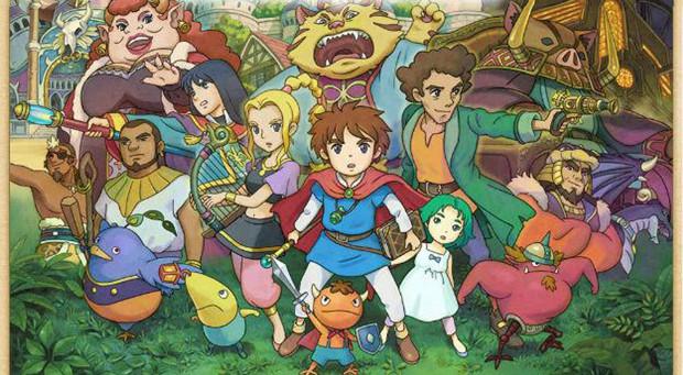 RPG nos moldes clássicos para a geração atual (Foto: Divulgação) (Foto: RPG nos moldes clássicos para a geração atual (Foto: Divulgação))