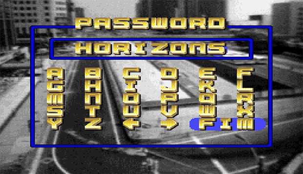 HORIZONS é até hoje lembrado pelos gamers da era 16 bits (Foto: Reprodução)