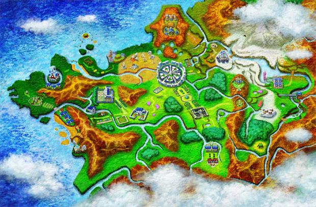 Pokémon X & Y (Foto: Divulgação) (Foto: Pokémon X & Y (Foto: Divulgação))