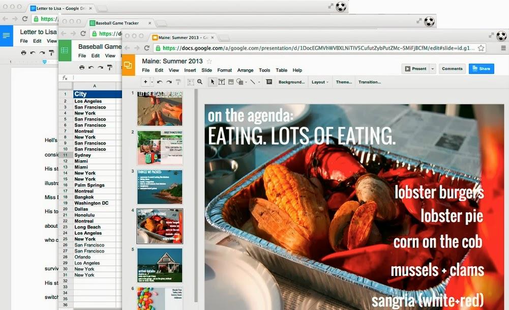 Google Docs está de cara nova; acesse seus documentos e veja como ficou (Foto: Reprodução/Google)