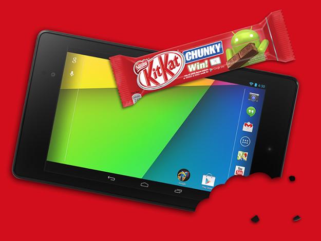 Parceria entre Google e Nestlé vai sortear 1 mil tablets Nexus 7 (Foto: Divulgação)