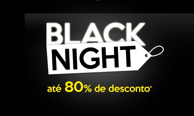 Black Night tem sua primeira edição com descontos no Brasil em 1º de outubro (Foto: Reprodução/Internet)