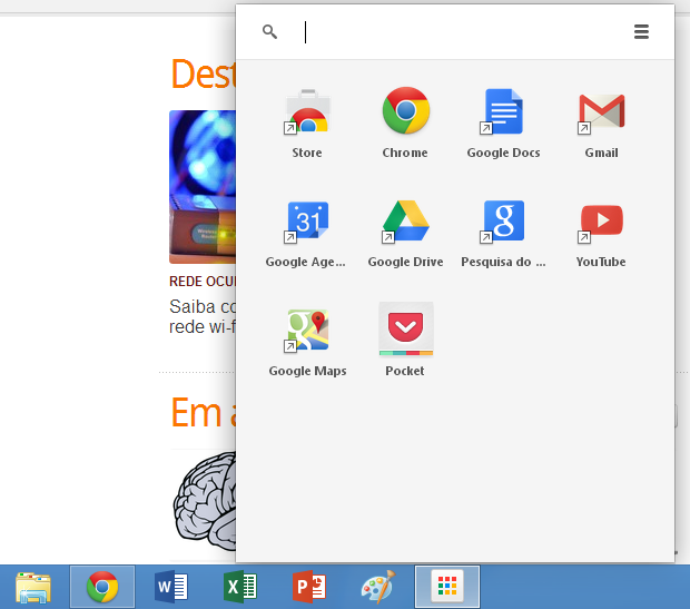 how to delete chrome app launcher windows 10