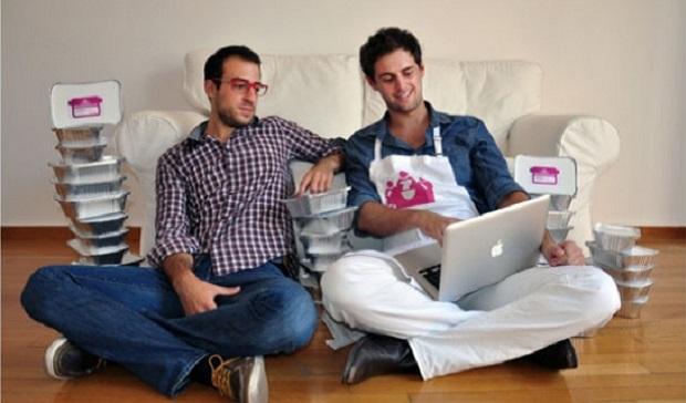 Criadores do Cookisto demonstram como a ferramenta é prática (Foto: Divulgação/goodgreekstuff.wordpress.com)
