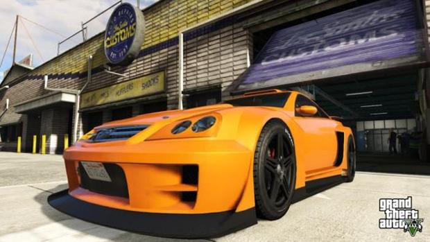 Com atualização seus carros ficarão seguros na garagem de GTA 5 (Foto: games.yahoo.com)