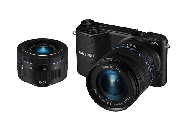 Nx 2000 é mais uma opção de smart camera da Samsung (Foto: Divulgação)