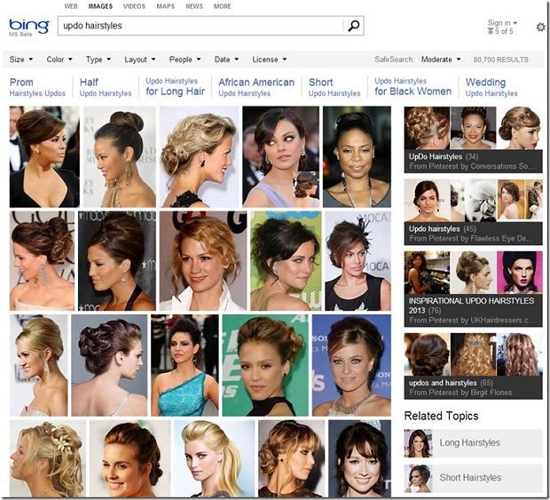 Pinterest está mais integrado ao Bing (Foto: Divulgação)