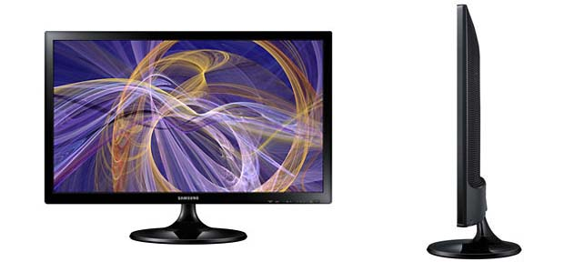 "TV Monitor LED 21.5"" Full HD Samsung LT22C310LBMZD. Foto: Divulgação. (Foto: TV Monitor LED 21.5"" Full HD Samsung LT22C310LBMZD. Foto: Divulgação.)"