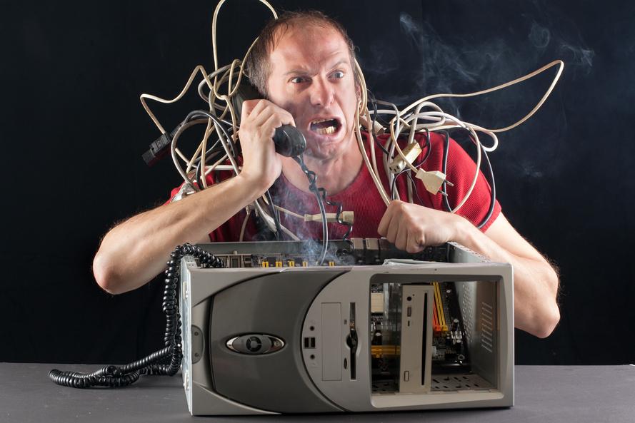 Os problemas de rede podem estar relacionados a defeitos no hardware e de software (Foto: pond5)