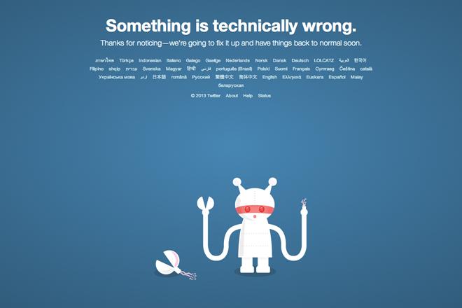 Twitter bloqueia conta para evitar problemas de tentativas frustradas (Foto: Reprodução/Twitter)