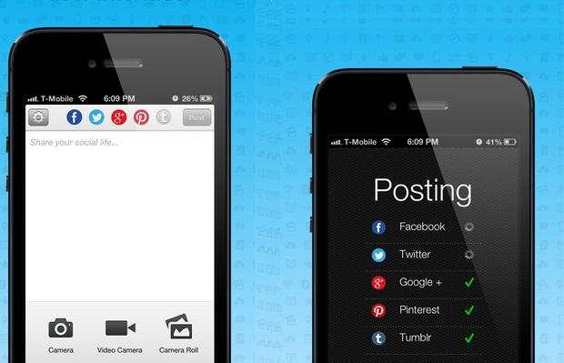 Everypost: as principais redes sociais em único lugar (Foto: Reprodução/Edivaldo Brito)