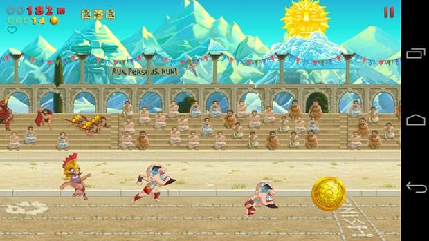 Kratos faz sua participação nos jogos da Grécia Antiga (Foto: Divulgação)