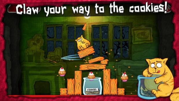 Quem gosta de Cut The Rope não pode perder Cat on a Diet (Foto: Divulgação)