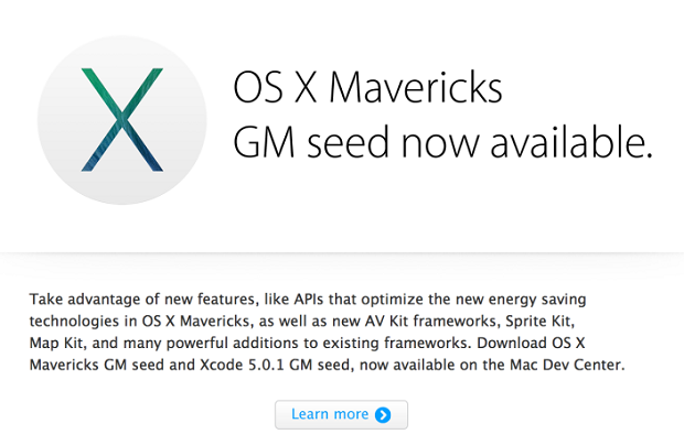 Nova versão do Mac OS está pronta (Foto: Reprodução/9To5Mac)