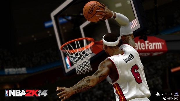 NBA 2K14 é uma cestaça da 2K Sports (Foto: Divulgação) (Foto: NBA 2K14 é uma cestaça da 2K Sports (Foto: Divulgação))