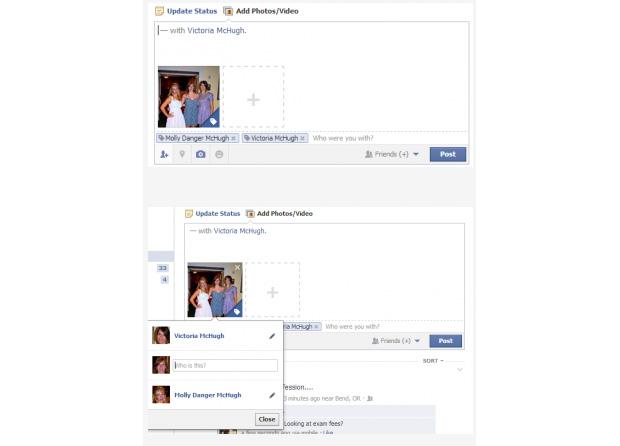 Com tecnologia de reconhecimento facial, Facebook sabe não só suas informações, mas como você se parece (Foto: Reprodução/Digital Trends)