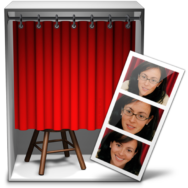 Como salvar uma foto do Photo Booth em PDF no Mac OS (Foto: Divulgação)