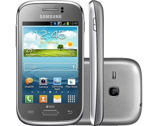 Samsung tem modelo portátil e econômico com Android 4.1 e TV Digital (Foto: Divulgação/Samsung)