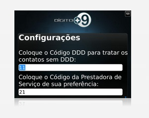 No BlackBerry, app é pago (Foto: Divulgação)