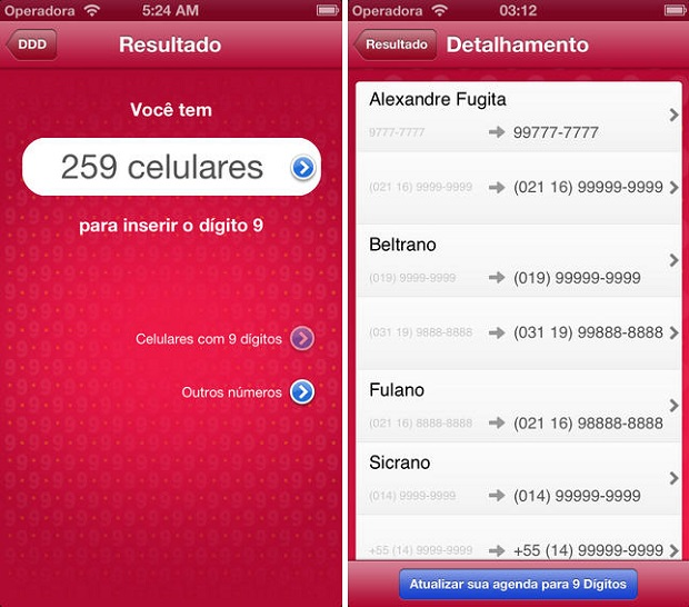 App de iOS tem versão paga, mas o free é o bastante (Foto: Divulgação)