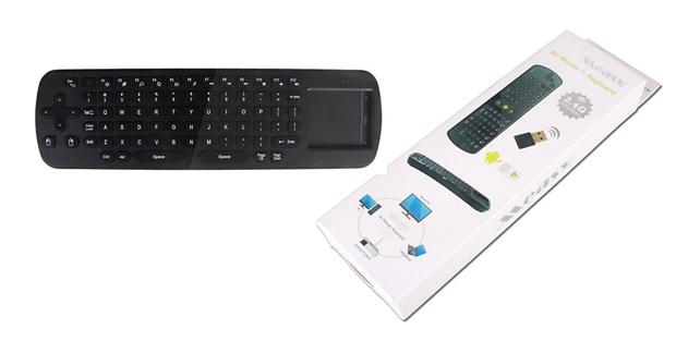 Teclado Measy Qwerty para Smart TV tem compatibilidade com Android (Foto: Reprodução/Amazon)