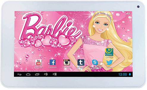 Tablet da Barbie (Foto: Reprodução/Tablet da Barbie)