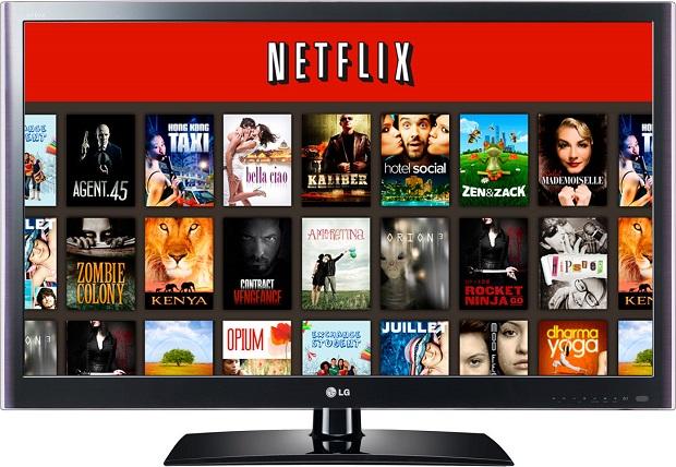 Netflix é o mais popular serviço de streaming de vídeo (Foto: Divulgação)