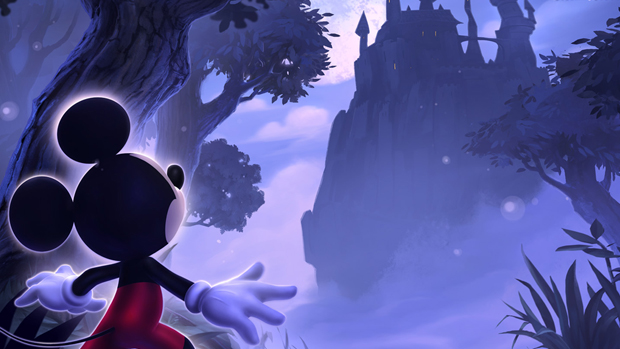 Castle of Illusion starring Mickey Mouse. (Foto: Divulgação)