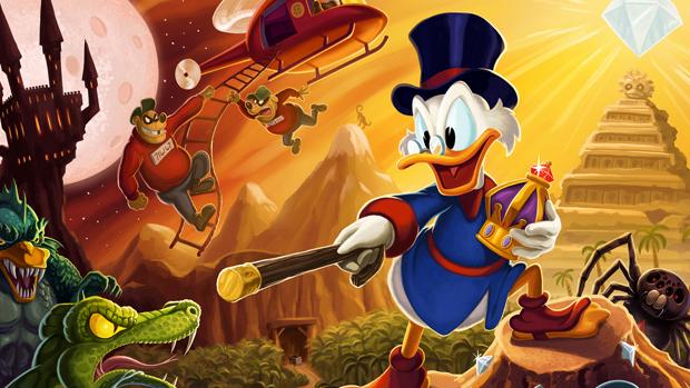 Ducktales Remastered. (Foto: Divulgação)