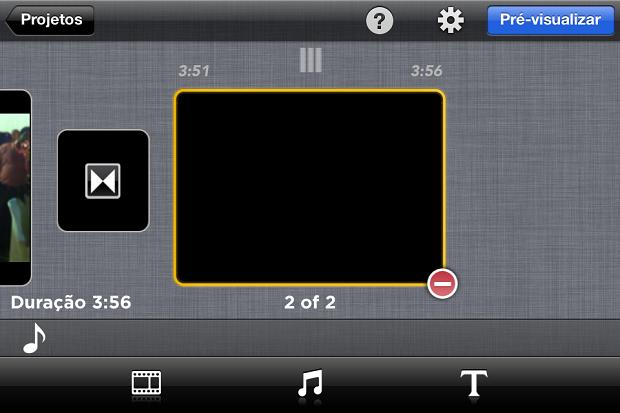 Video perfeito simplifica a edição de vídeos no iOS (Foto: Divulgação)