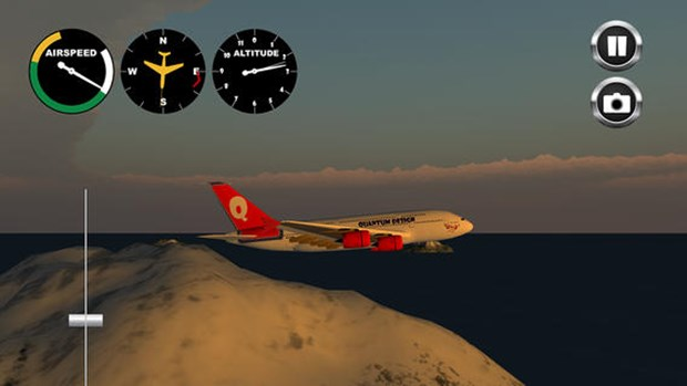 Airplane é o jogo para quem procura um simulador de voo descomplicado (Foto: Divulgação)