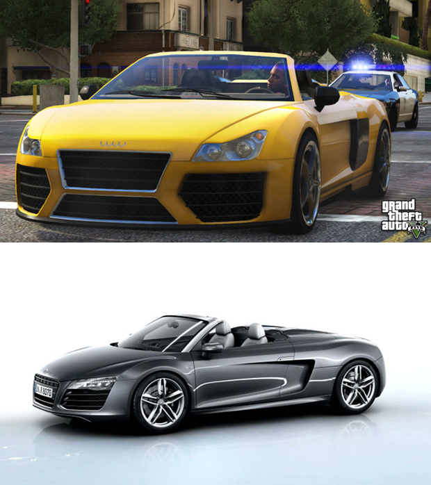 Obey 9F vs. Audi Spider (Foto: Tech Radar)