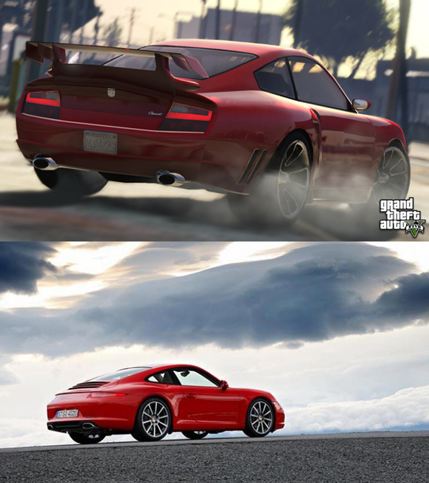 Pfister Comet vs. Porsche 911 Carrera (Foto: Tech Radar)